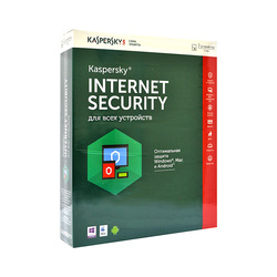 Антивирус Kaspersky Internet Security Multi-Device KL1941RBBFS 2-Desktop 1 year Base Box