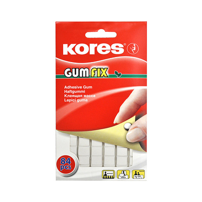 "Клейкая лента/Kores/""Gum Fix"""