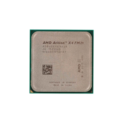 Процессор/AMD Athlon II X4 840(3.1GHz)/4Mb/5000MHz/Socket FM2/OEM