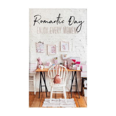"Полотенце для кухни Этель ""Romantic day"" 73см*40см хлопок 190г м2"