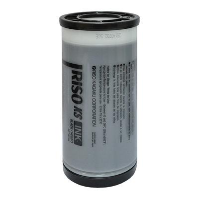 Краска для ризографа, RISO, KS, черная, 800мл